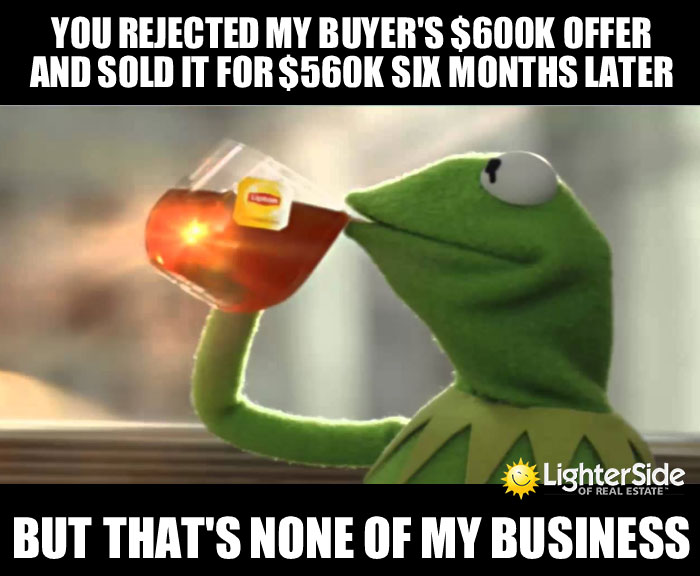 The Best Of The That S None Of My Business Kermit Meme: Not That It's Any Of My Business, But…