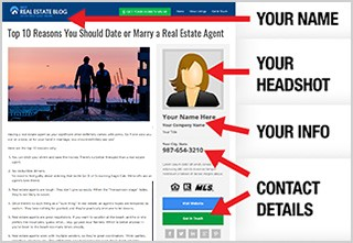 real estate agent dating site
