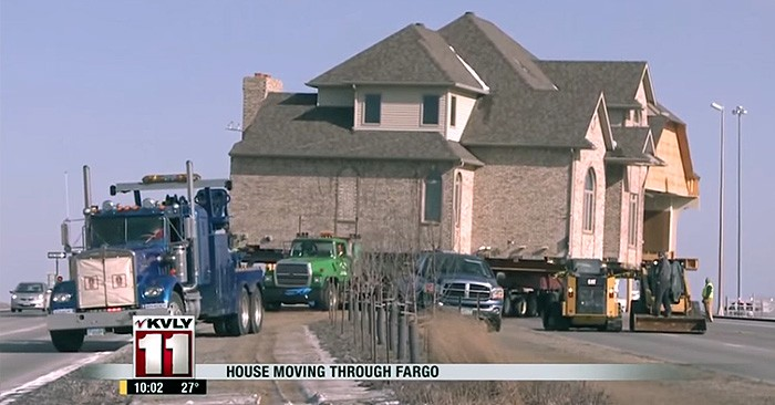 I've Seen Countless Double-Wides Rolling Down the Highway… But a Million  Dollar Home?!