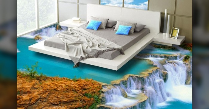 D Floors That Will Mess With Your Mind - 3d acrylic floors