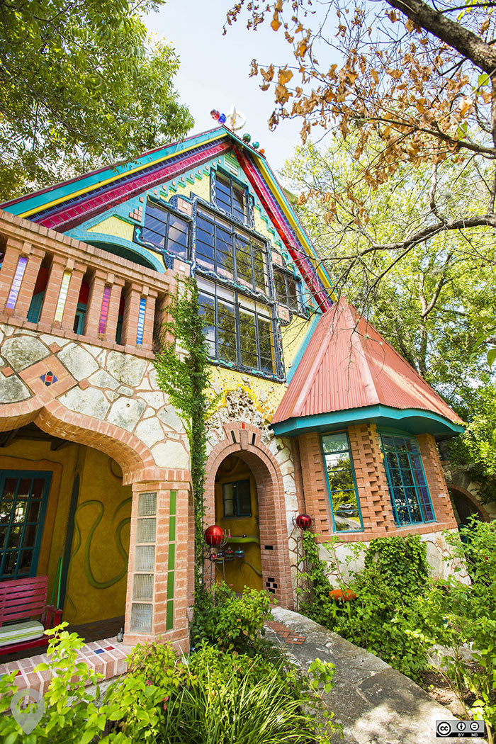 Texas Has Some Of The Most Bizarre Houses In The US  Here Are 10 You