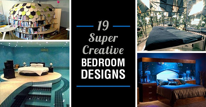 19 Super Creative Bedroom Designs For You To Dream About ...