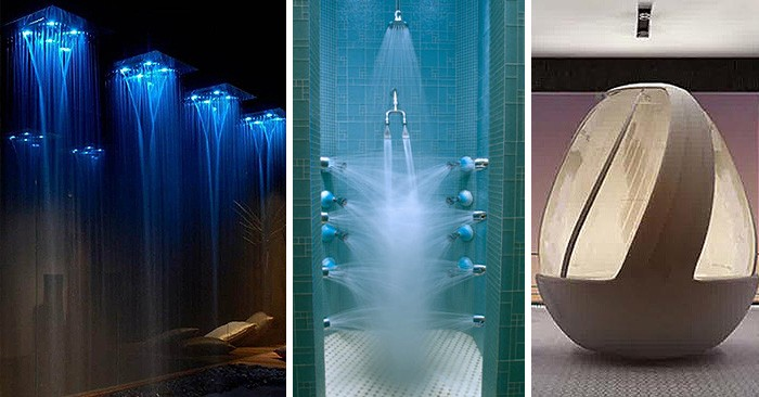 13 Cool Shower Designs For Your Dream Home