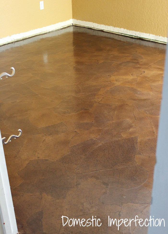 Would You Believe This Flooring Was Actually Made From