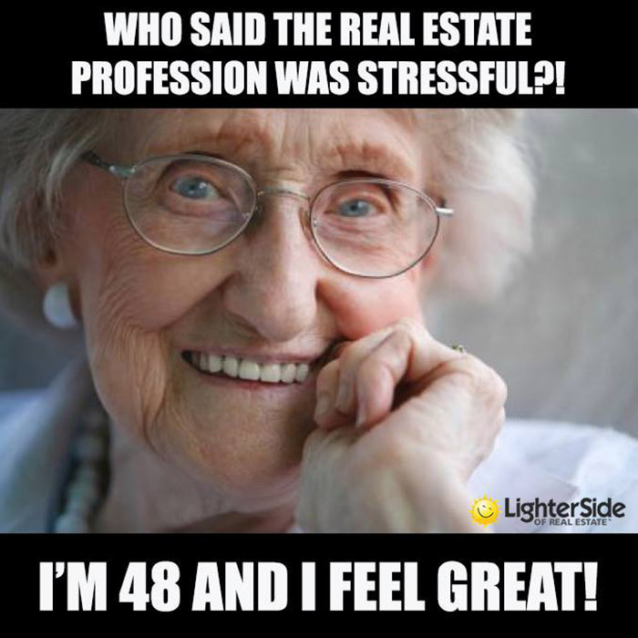 Here Are The Top Real Estate Memes The Internet Saw In - 20 memes about work that are a little too real