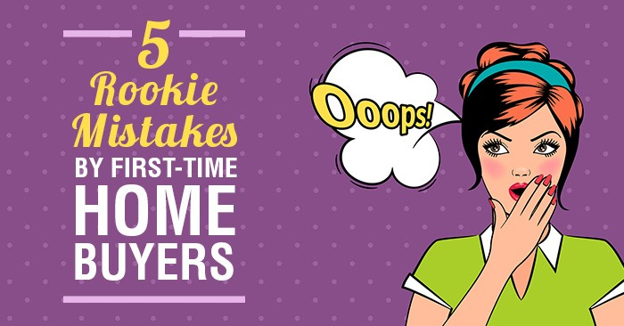 Luxury Vehicle: 5 Rookie Mistakes By First-Time Homebuyers (And How To