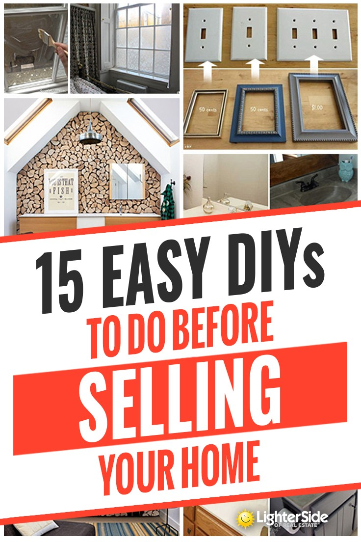 15 Easy Diys To Consider Doing Before Selling Your Home