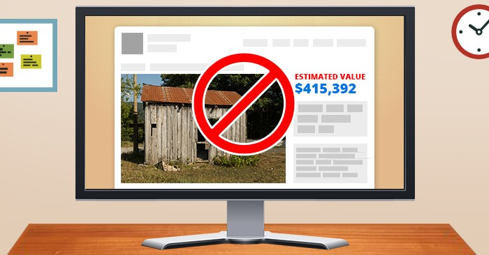 why you shouldn t let a website tell you your home s value