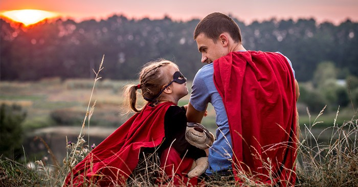 "The BEST Way To Be ""Superdad"" For Your Children During Their Home-Buying Experience"