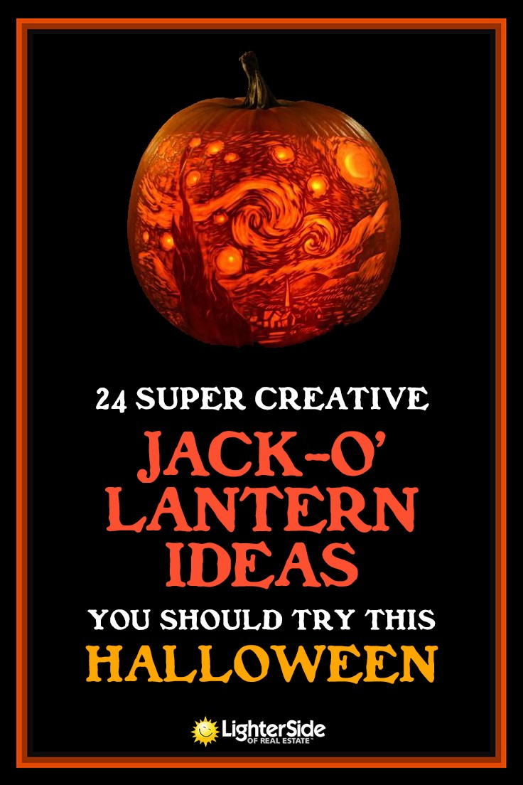24 Super Creative Jack O Lantern Ideas You Should Try This Halloween